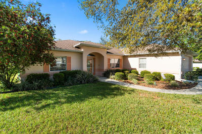 Majestic Oaks Single Family Home For Sale: 5280 SW 88th Place