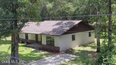 Ocala Single Family Home For Sale: 5811 NW 58th Terrace