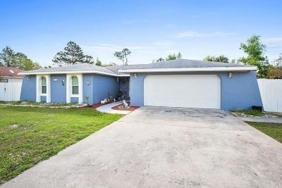 Single Family Home For Sale: 165 Marion Oaks Drive