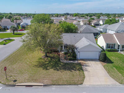 The Villages Single Family Home For Sale: 3072 Lansing Way
