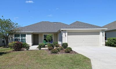 The Villages Single Family Home For Sale: 1969 Yearling Way