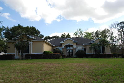 Summerton Single Family Home For Sale: 4814 SE 11th Place