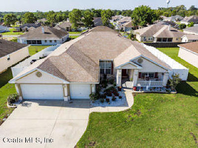 Ocala Single Family Home For Sale: 6868 SE 8th Street Road