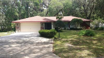 McIntosh Single Family Home For Sale: 20701 5th Street