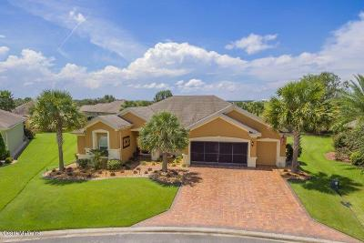 Ocala Single Family Home For Sale: 9929 SW 63rd Loop