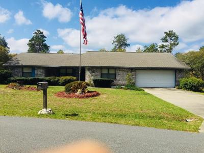 Single Family Home For Sale: 3028 SW 168th Loop