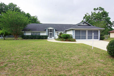 Ocala Single Family Home For Sale: 5950 SE 5th Place