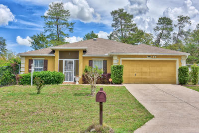 Ocala Single Family Home For Sale: 13311 SW 31st Avenue Road