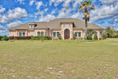 Dunnellon Farm For Sale: 7650 SW 140th Avenue