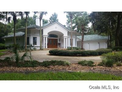 Ocala Single Family Home For Sale: 7097 SE 12th Circle