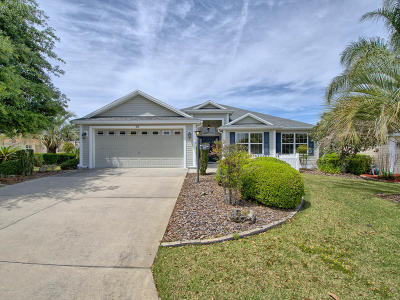 The Villages Single Family Home For Sale: 279 Carbone Place