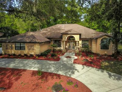 Dunnellon Single Family Home For Sale: 19815 SW 85th Loop