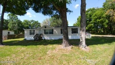 Citra Mobile/Manufactured For Sale: 16510 NE 30th Court