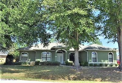 Majestic Oaks Single Family Home For Sale: 8889 SW 56th Avenue Road