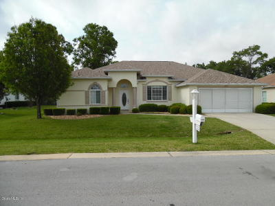 Ocala Palms Single Family Home For Sale: 5720 NW 18th Street