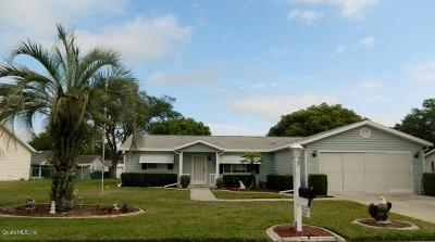 Spruce Creek So Single Family Home For Sale: 9619 SE 174th Loop