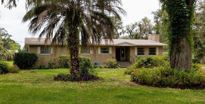 Belleview Single Family Home For Sale: 12051 SE 55th Avenue Rd