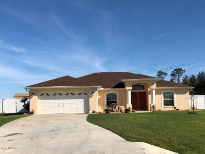 Meadow Glenn Single Family Home For Sale: 4937 SW 98 Place