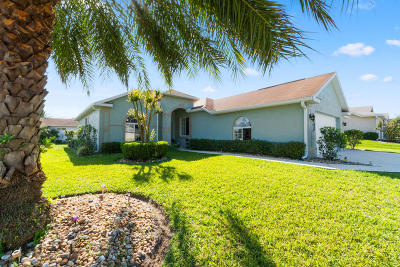 Ocala Palms Single Family Home For Sale: 2111 NW 58th Court