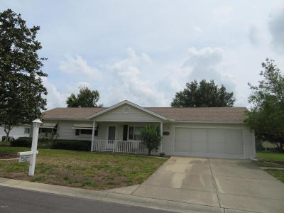 Dunnellon Single Family Home For Sale: 11694 SW 139th St
