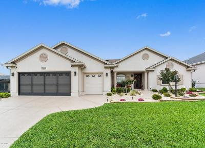Spruce Creek, Spruce Creek Gc, Spruce Creek So, Stonecrest, Spruce Creek Pr, On Top Of The World, The Villages-Marion Cty, Ocala Palms, Oak Run, Oak Run Eagles Point, Summerglen, laurel ridge, Cherry Wood, pine run, Ocala Preserve, Palm Cay Single Family Home For Sale: 17119 SE 111 Terrace Road