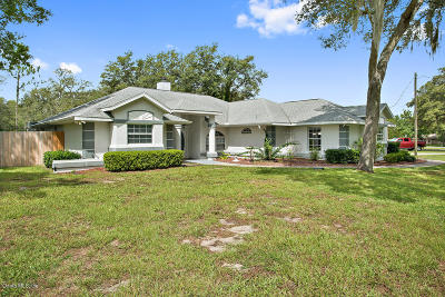 Ocala Single Family Home For Sale: 5800 SW 111th Place Road