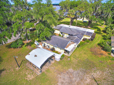 Marion County Single Family Home For Sale: 10399 SE Sunset Harbor Road