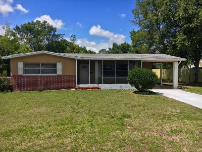 Citrus County Single Family Home For Sale: 30 N Columbus Street