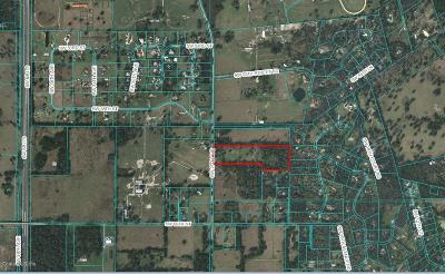 Ocala Residential Lots & Land For Sale: 6101 SW 27th Avenue