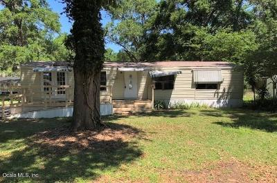 Summerfield Mobile/Manufactured For Sale: 6625 SE 139th Lane