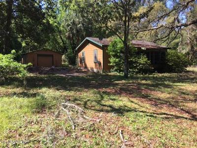 Ocala Single Family Home For Sale: 5300 NE 24 Street