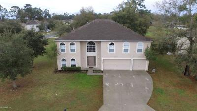 Ocala Single Family Home For Sale: 4546 SE 30th Street