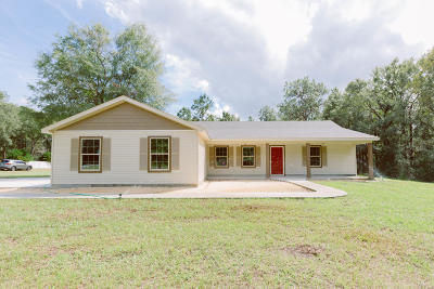 Ocala Single Family Home For Sale: 5550 SW 129th Terrace Road