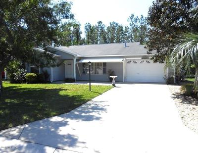 The Villages Single Family Home For Sale: 1303 Ballesteros Drive
