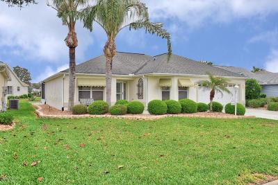 The Villages Single Family Home For Sale: 3153 Williams Road