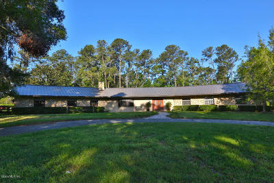 Ocala Farm For Sale: 10180 NW 76th Terrace