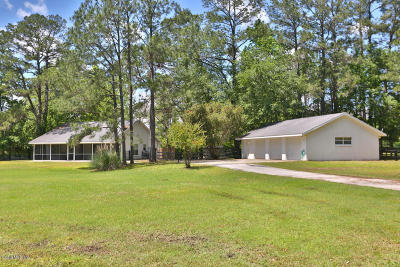 Ocala Single Family Home For Sale: 10390 W Highway 326