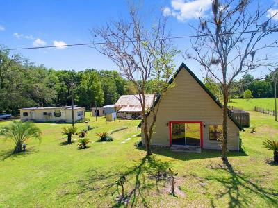 Ocala Single Family Home For Sale: 3120 SW 85th Street