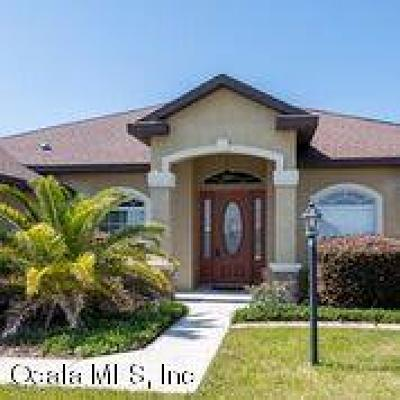 Ocala Single Family Home For Sale: 5010 SW 99th Place