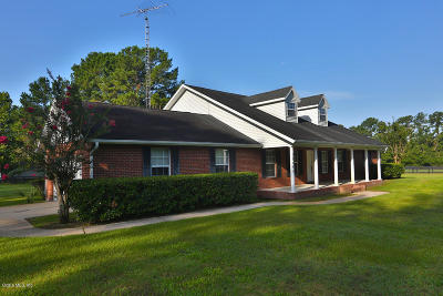 Ocala Single Family Home For Sale: 10400 Highway 326