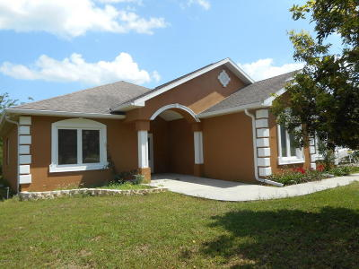 Ocala Single Family Home For Sale: 6571 S Magnolia Avenue