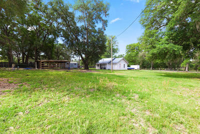 Levy County Single Family Home For Sale: 3431 SE 196th Court