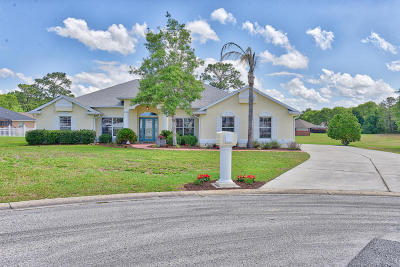 Ocala Single Family Home For Sale: 6367 SE 10th Lane