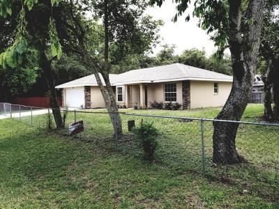 Summerfield Single Family Home For Sale: 13816 SE 41st Court