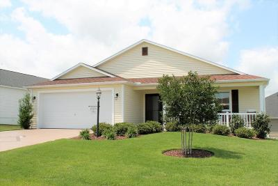 The Villages Single Family Home For Sale: 3092 Brinson Lane