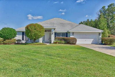 Ocala Single Family Home For Sale: 33 Sunrise Drive
