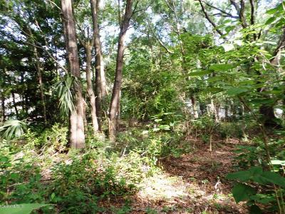 Citrus County Residential Lots & Land For Sale: 6472 W Riverbend Road
