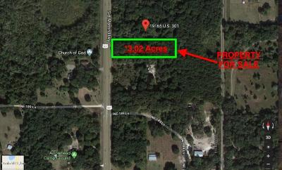 Citra Residential Lots & Land For Sale: N Us Hwy 301
