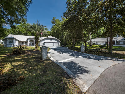 Dunnellon Single Family Home For Sale: 9414 SW 191st Terrace