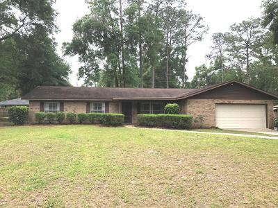 Ocala Single Family Home For Sale: 4046 E Fort King Street